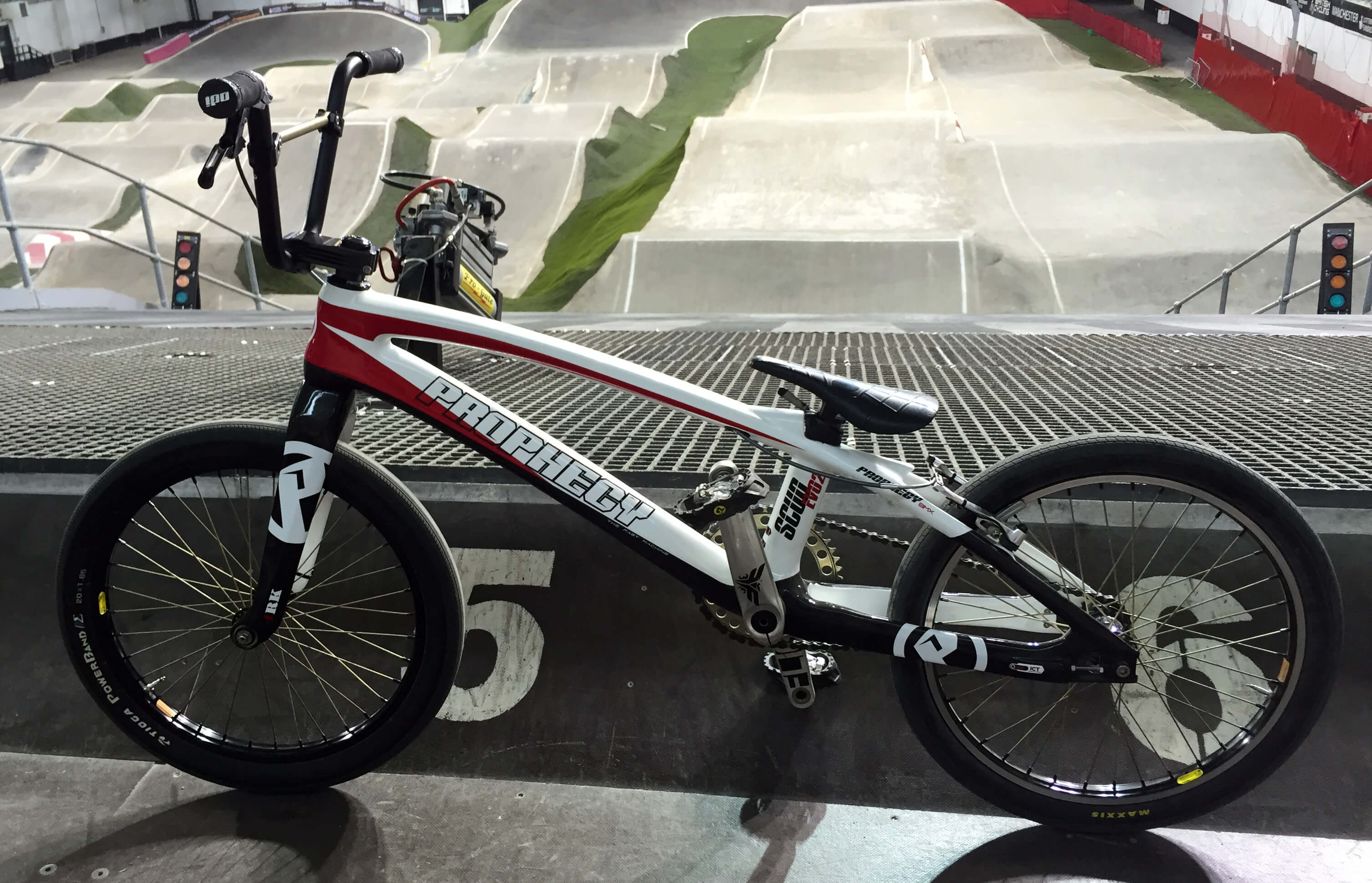 Get Racing Prophecy Evo Scud 2 - Tre Whyte