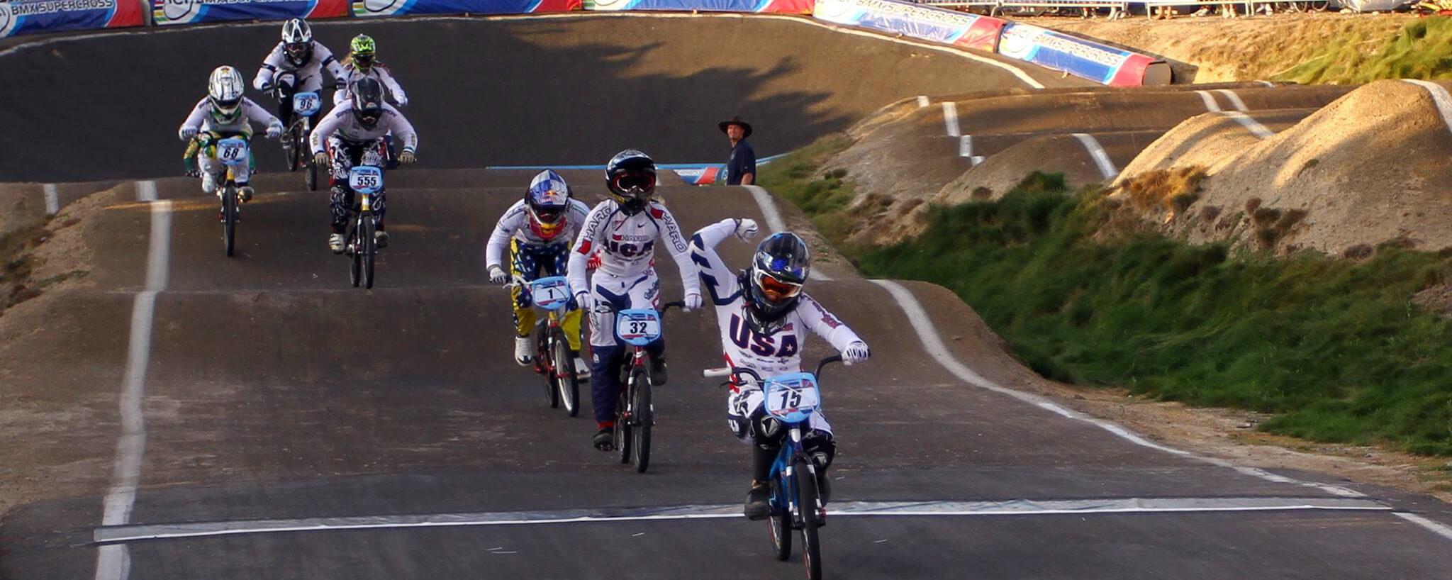 2012 Arielle Martin Fifteen BMX Chula Vista