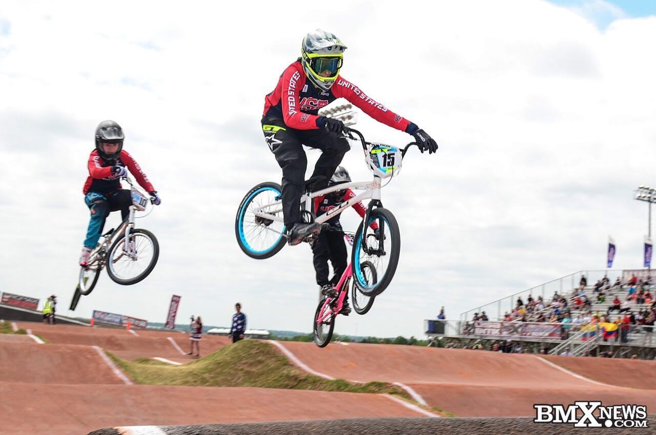 Arielle Martin Fifteen BMX - BMX News