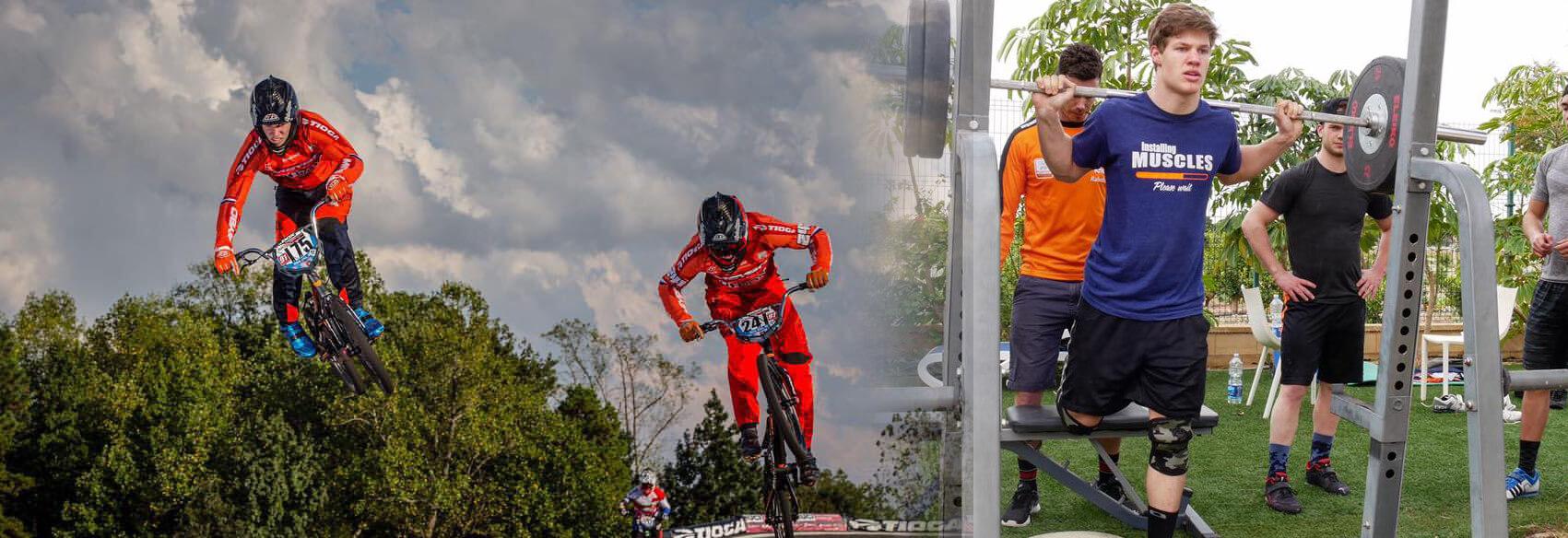 Dutch Talent Team Spain 2017 Justin Kimmann