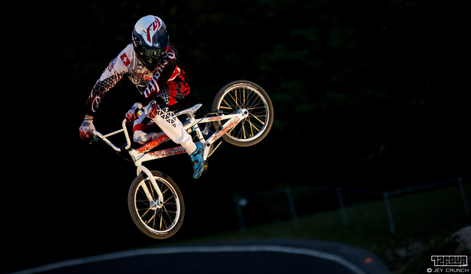 Renaud Blanc Fifteen BMX Interview - Jey Crunch