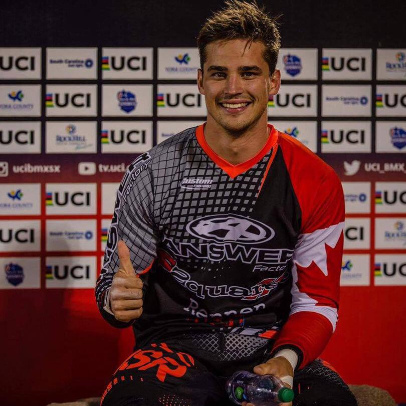 Tory Nyhaug - UCI