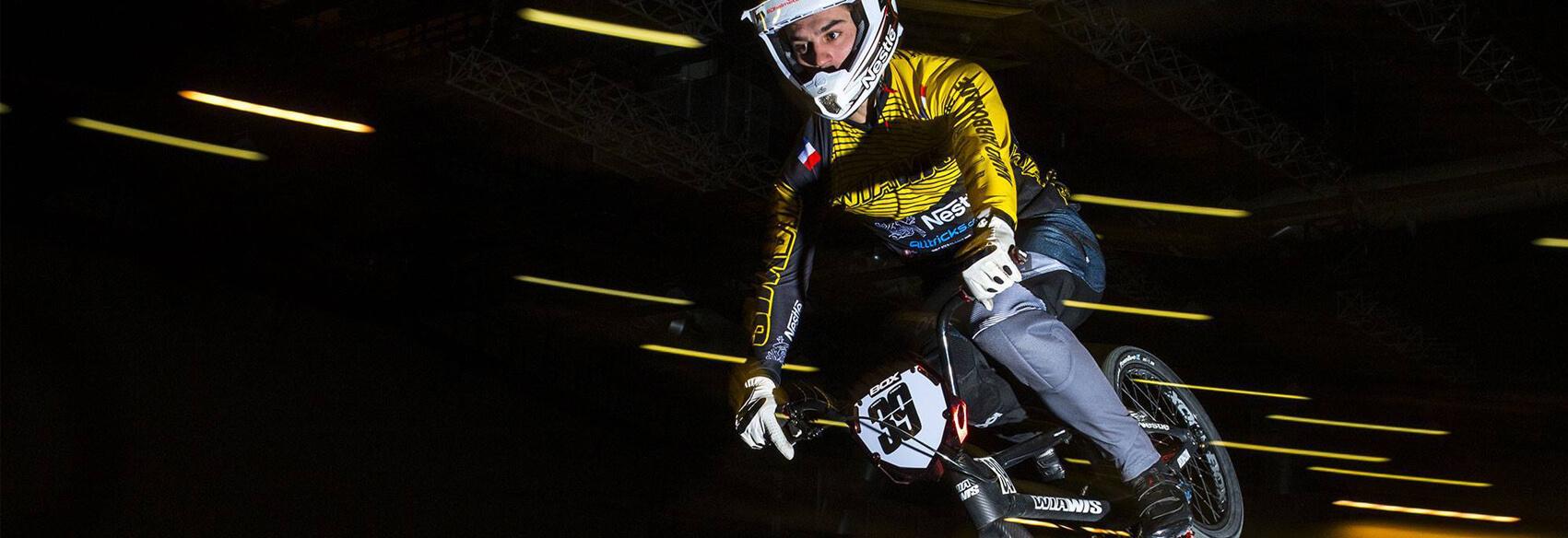 Sylvain Andre Fifteen BMX - Fabmx1.com