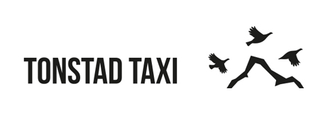Tonstad Taxi Logo