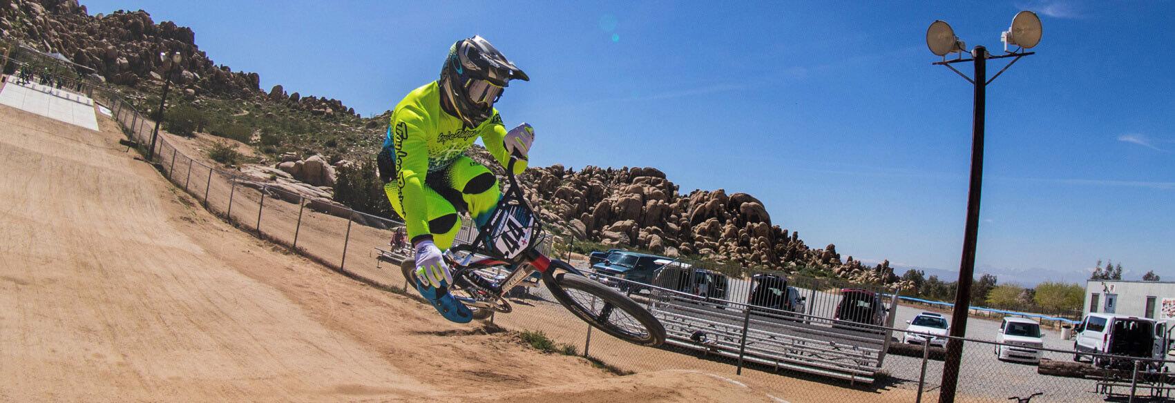 Anthony Dean - Supercross BMX - Korban Corbett