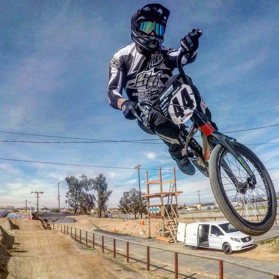 Anthony Dean Supercross BMX - Anthony Dean