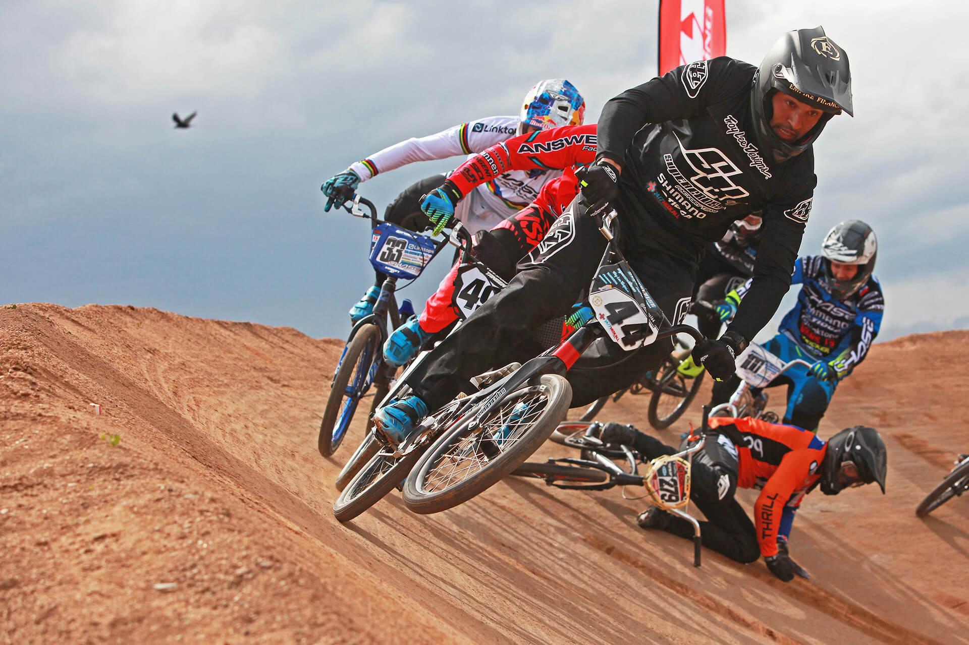 Anthony Dean - Supercross BMX