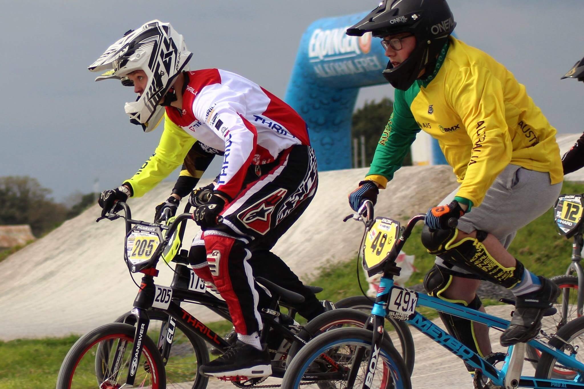 Lucan National 2017 R1 C - Eddie Allen - Belfast City BMX