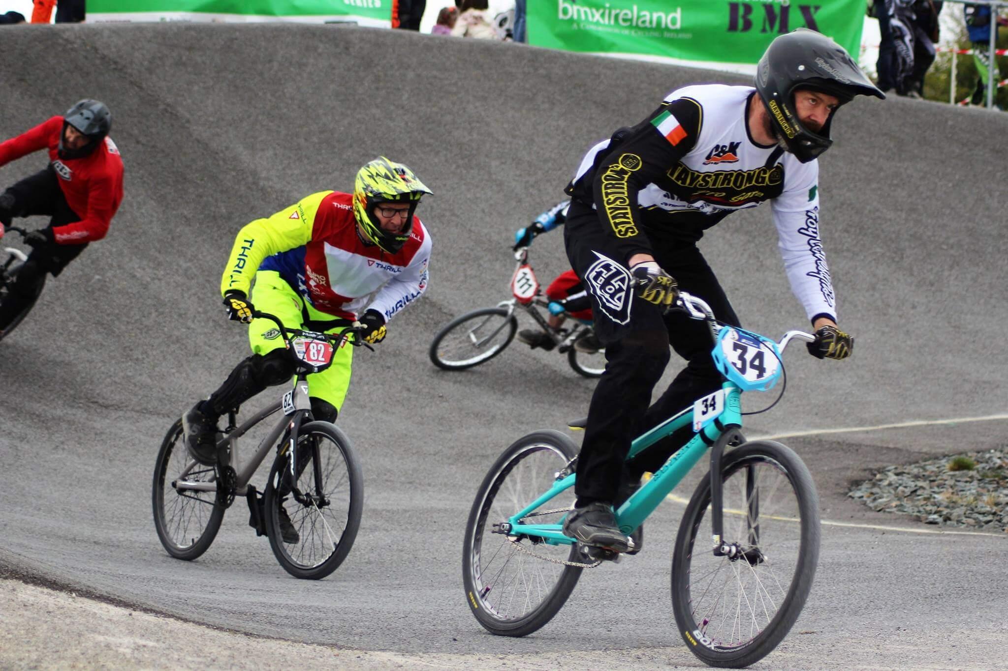 Lucan National 2017 R1 F - Eddie Allen - Belfast City BMX