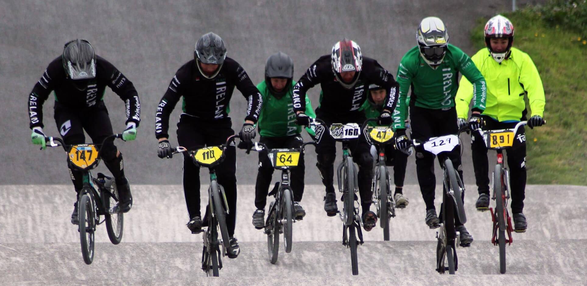 Lucan National 2017 R1 I - Eddie Allen - Belfast City BMX
