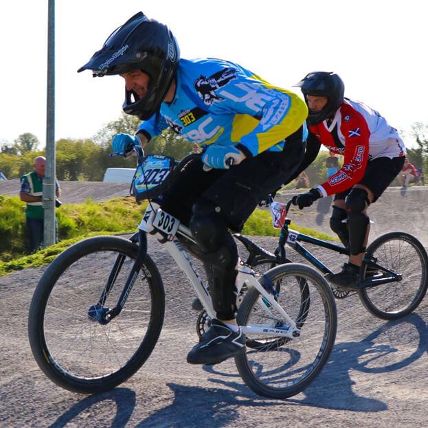 Ian Hamilton - Fifteen BMX
