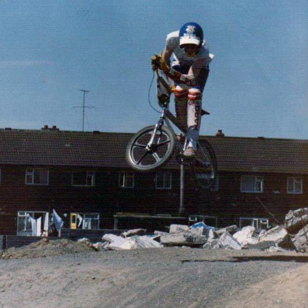 Ian Hamilton Fifteen BMX - Ian Hamilton