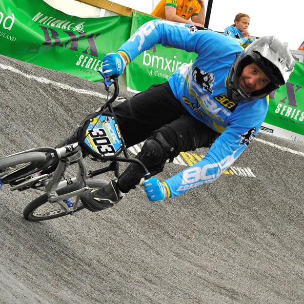 Ian Hamilton Fifteen BMX - KJC Prints