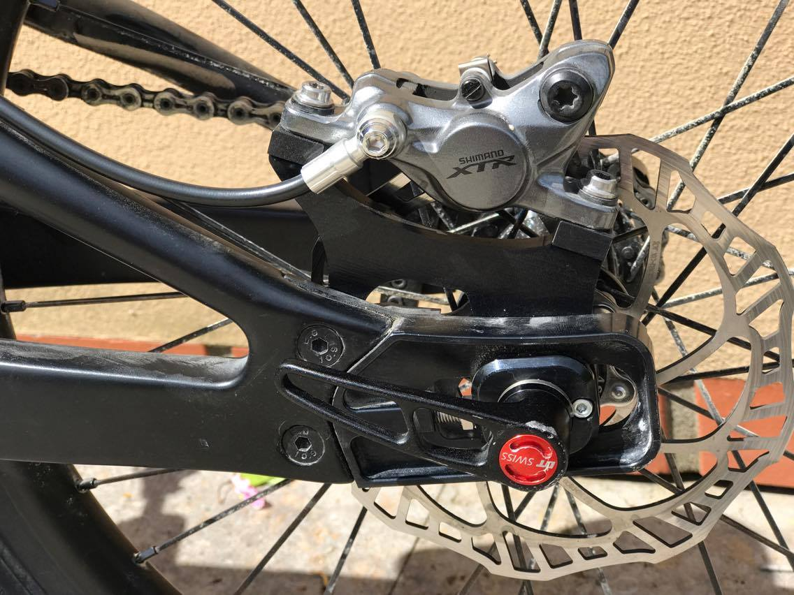 David Graf Mechanical Advantage - 2017 Practice Bike
