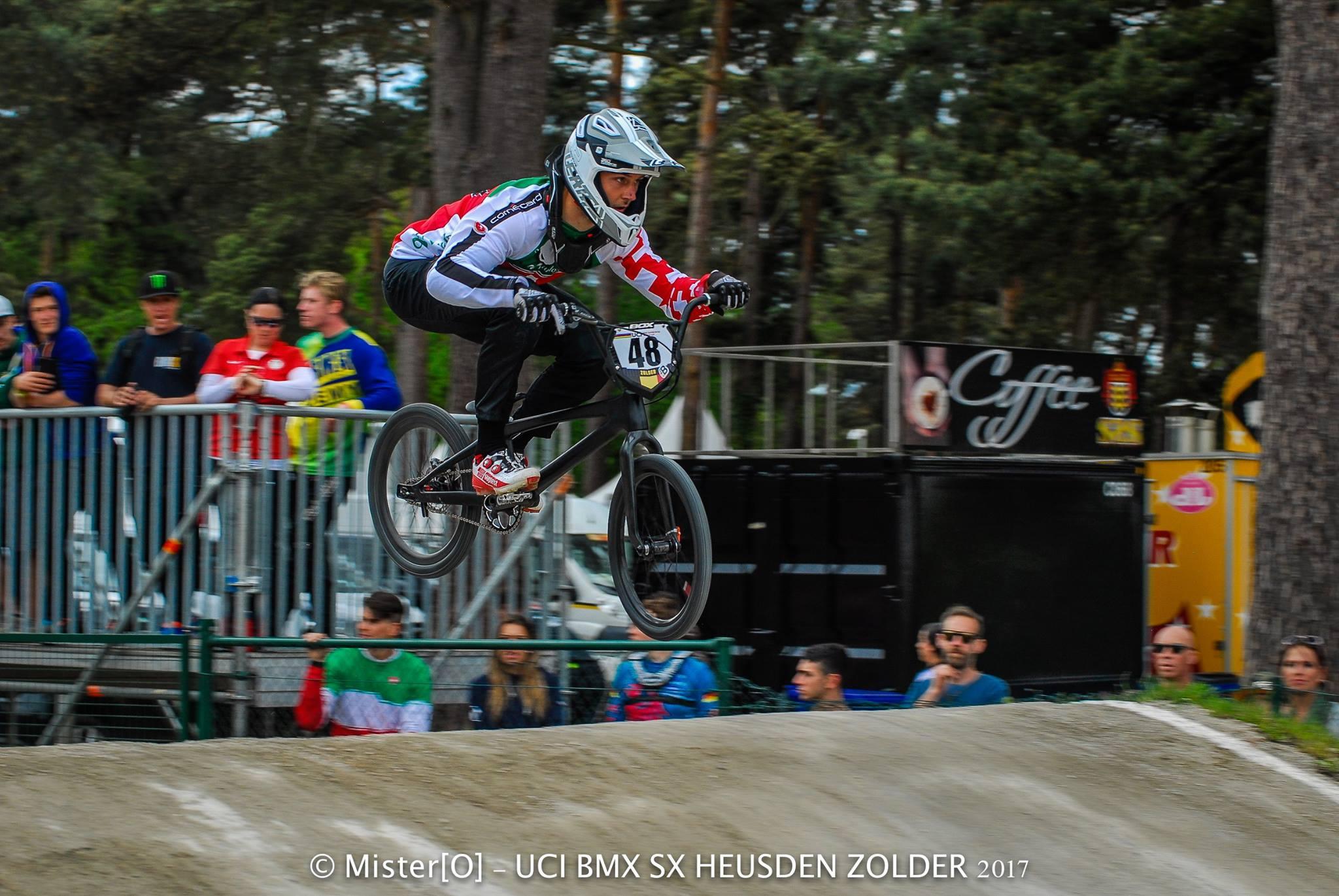 David Graf Zolder 2017 UCI WC - Richard Schols - Mister O