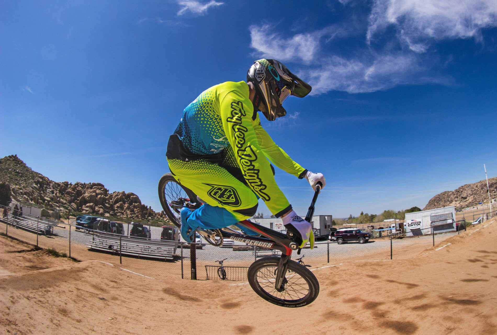Anthony Dean Supercross BMX - Korban Corbett