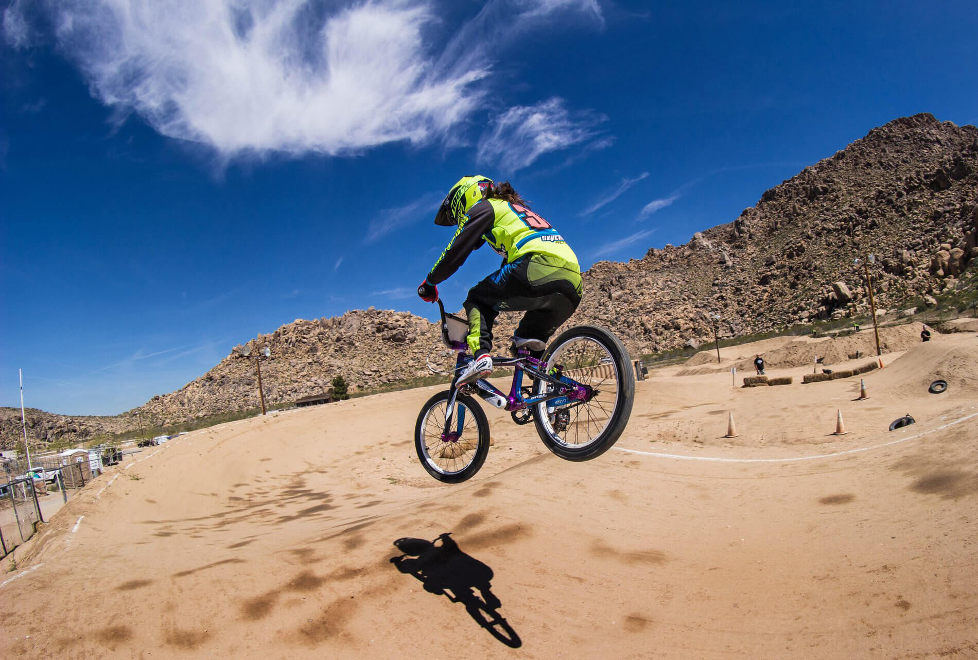 Rachel Mydock Supercross BMX - Korban Corbett