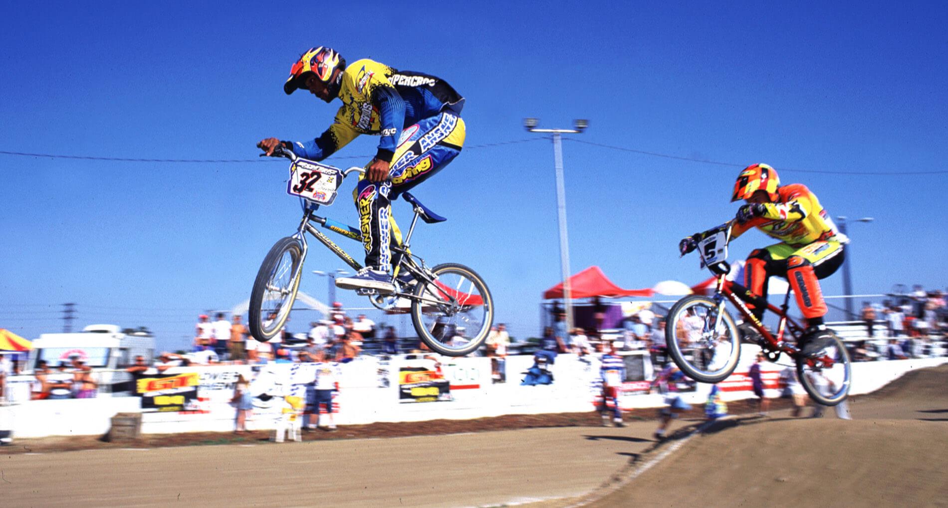 Supercross BMX 6