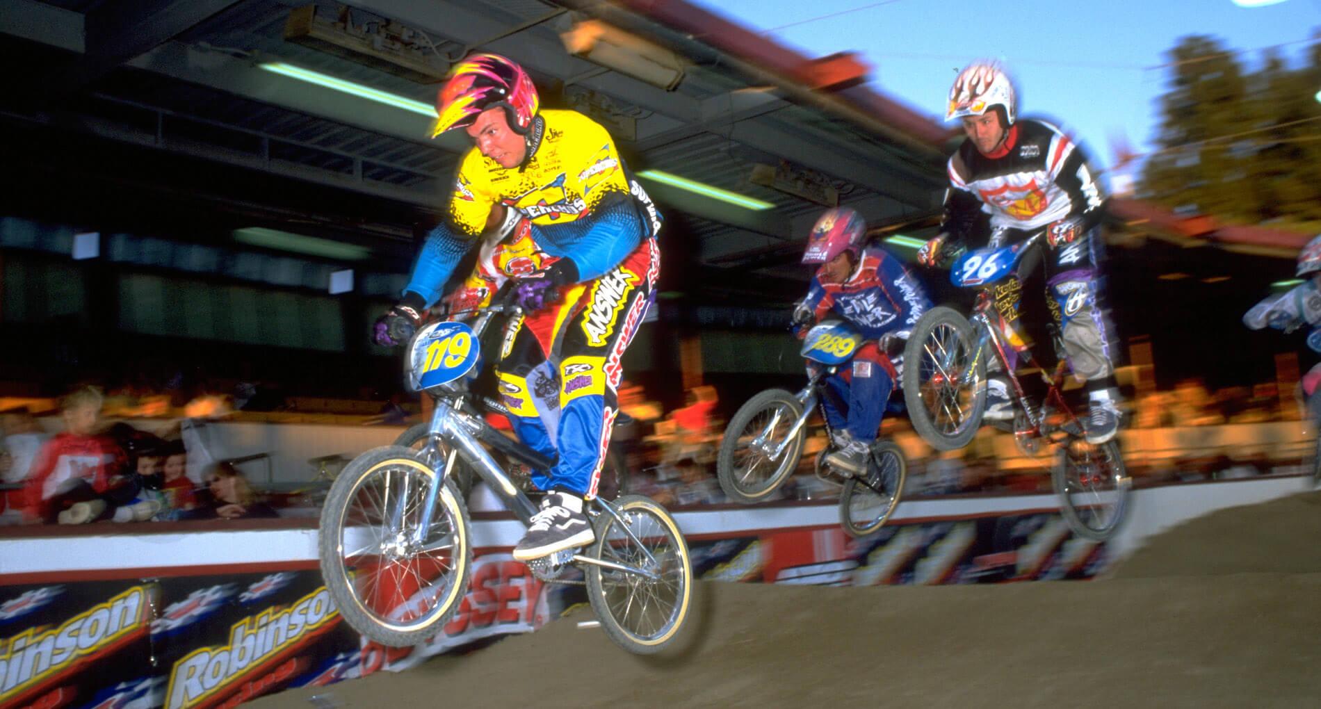 Supercross BMX 9