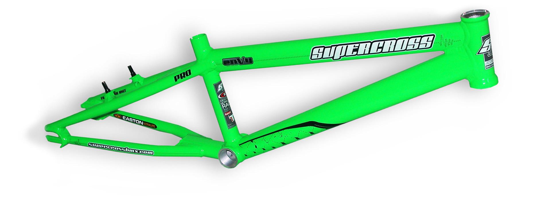 Supercross Envy V1 Green
