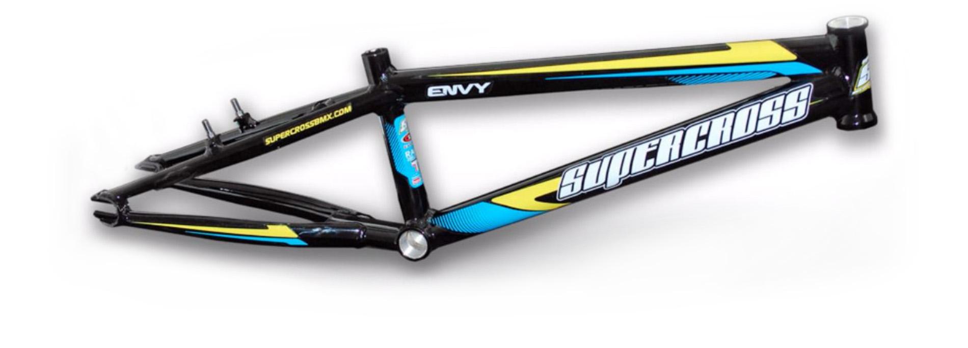 Supercross Envy V3 Black