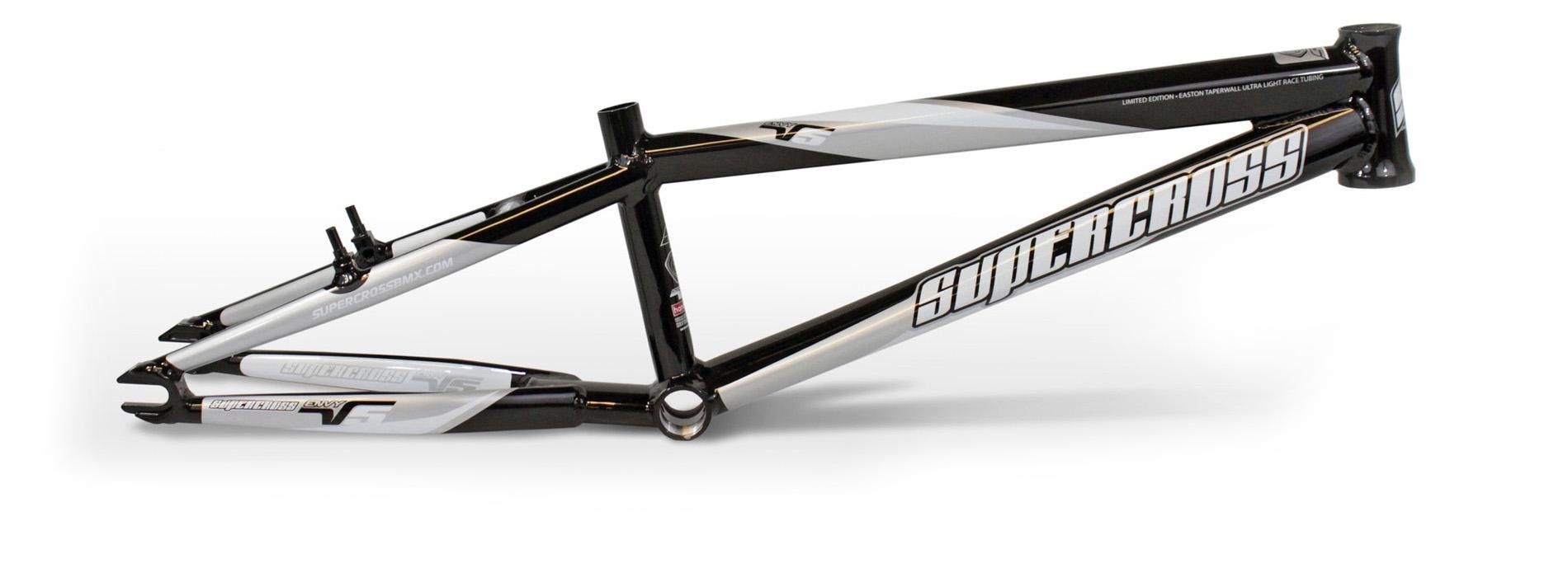 Supercross Envy V5 Black