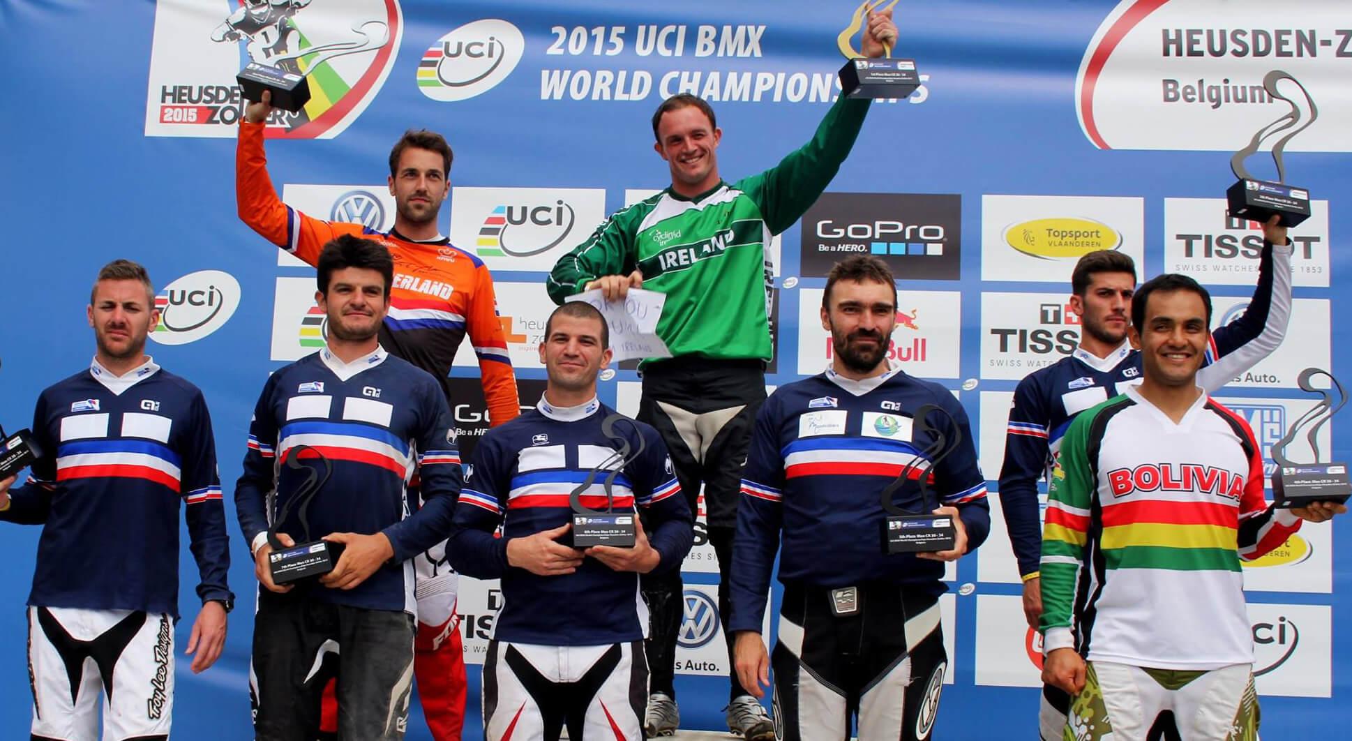 Kelvin Batey - Stichting Dutch BMX Race Squad