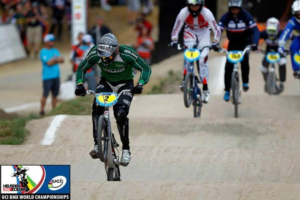 Kelvin Batey Worlds - UCI