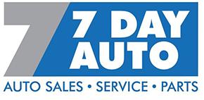 7 Day Auto Logo