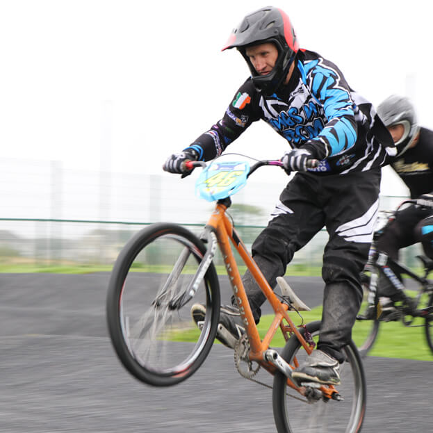 Eugene Jackson - Fifteen BMX