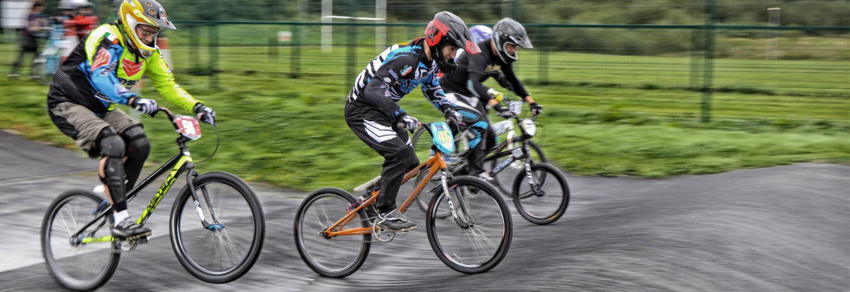 Eugene Jackson Irish Rider Profiles - Fifteen BMX