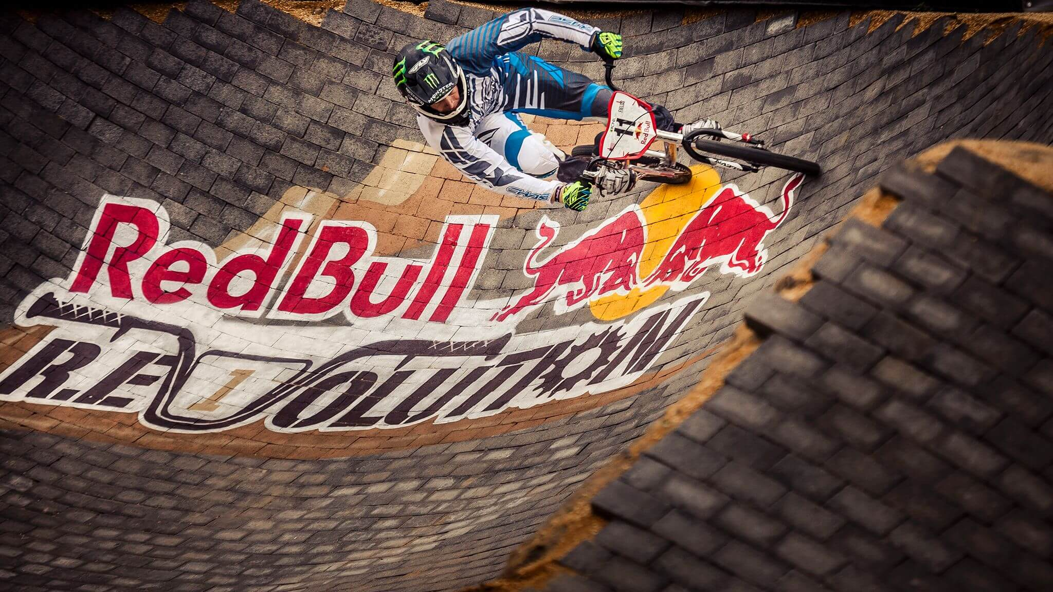 Connor Fields R Evolution - Red Bull