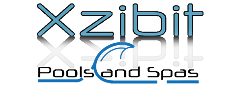 Xzibit Pools and Spas Logo