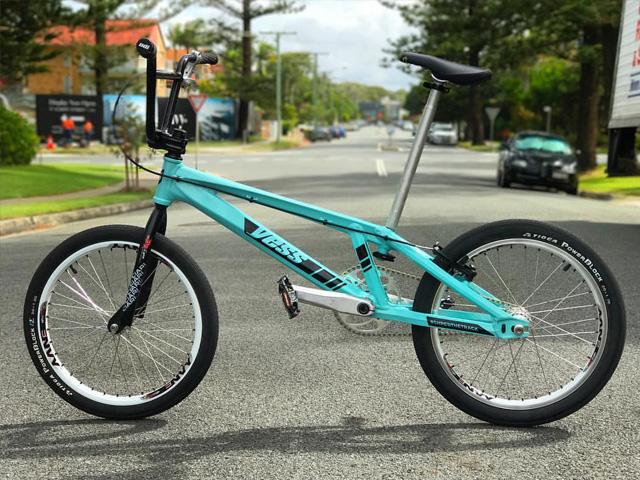Josh Mclean Yess Bike 2 - Josh Mclean