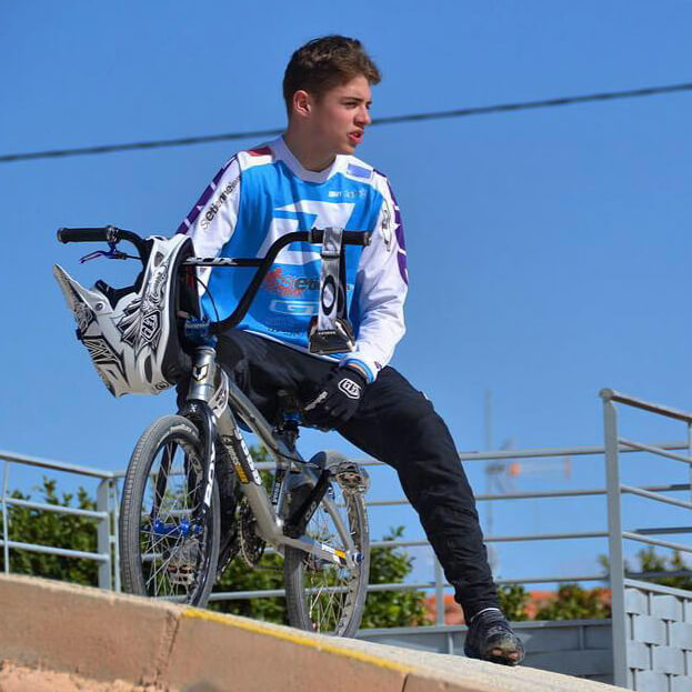 Ugo Navarro Fifteen BMX