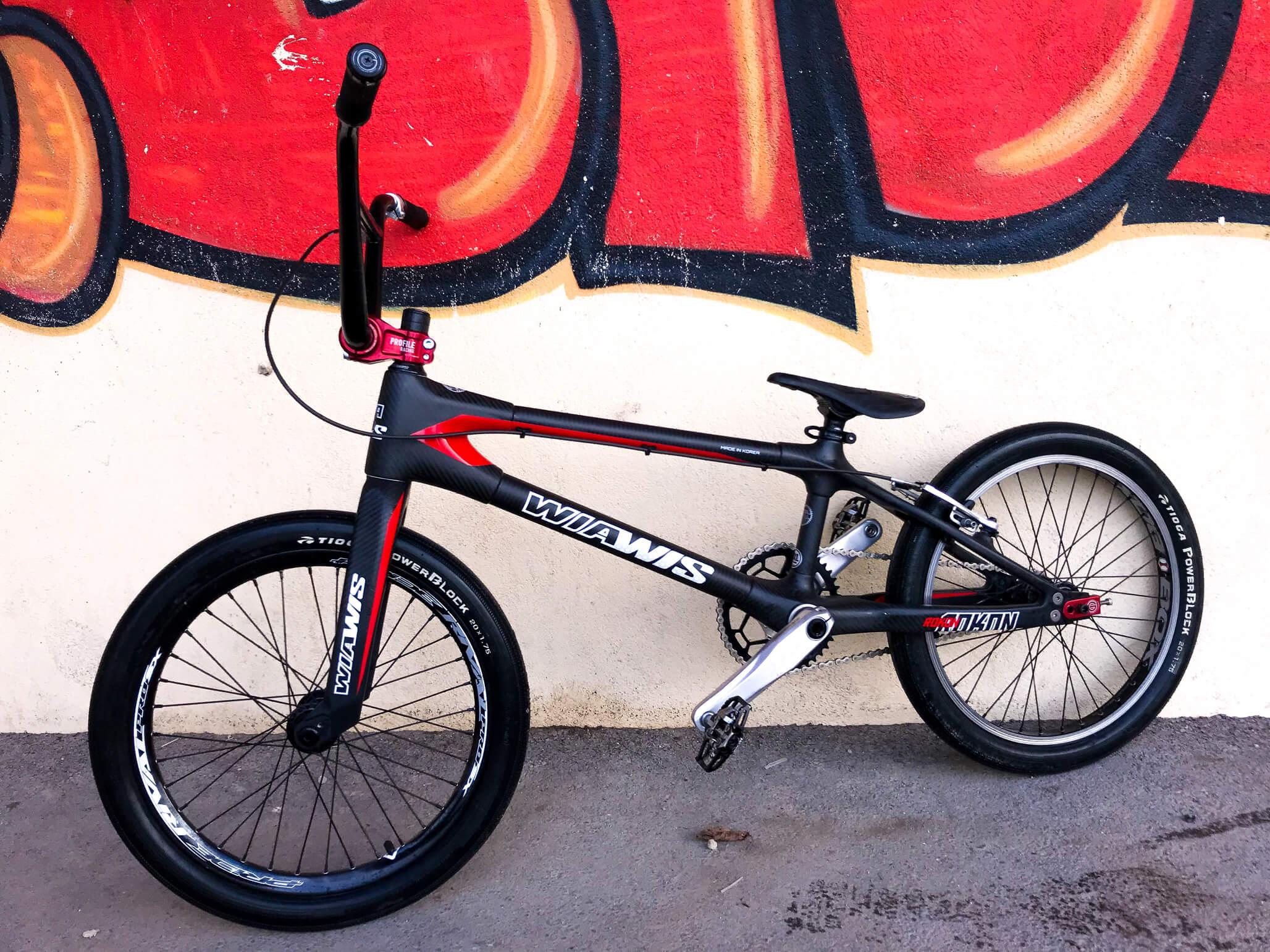 Ugo Navarro WiaWis Fifteen BMX Bike Check 2018