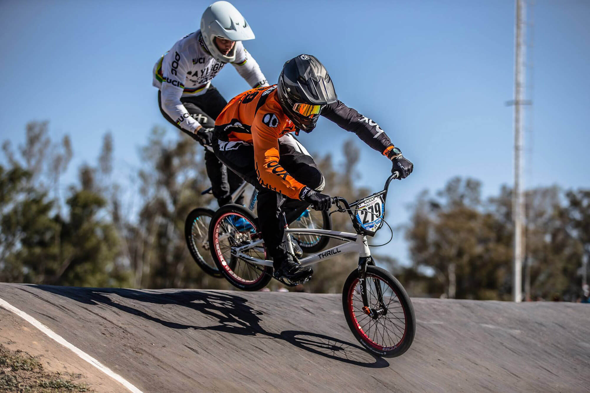 Trent Jones Fifteen BMX - Craig Dutton