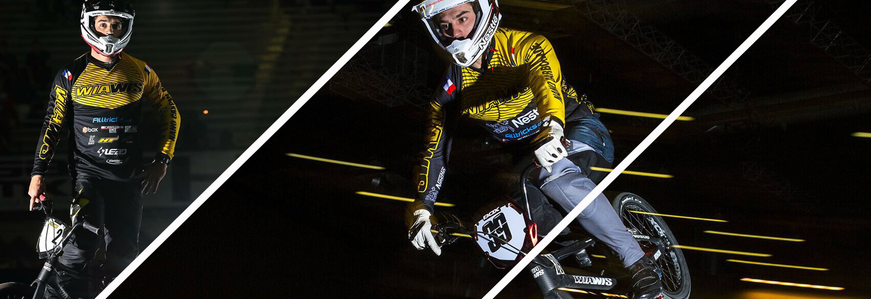 Sylvain Andre - Fabmx1.com - Steve Diamond