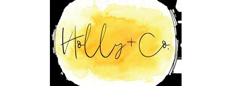 Holly and Co Logo