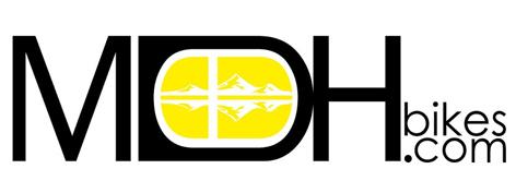MDH Bikes Logo