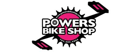 Powers Bike Shop Logo