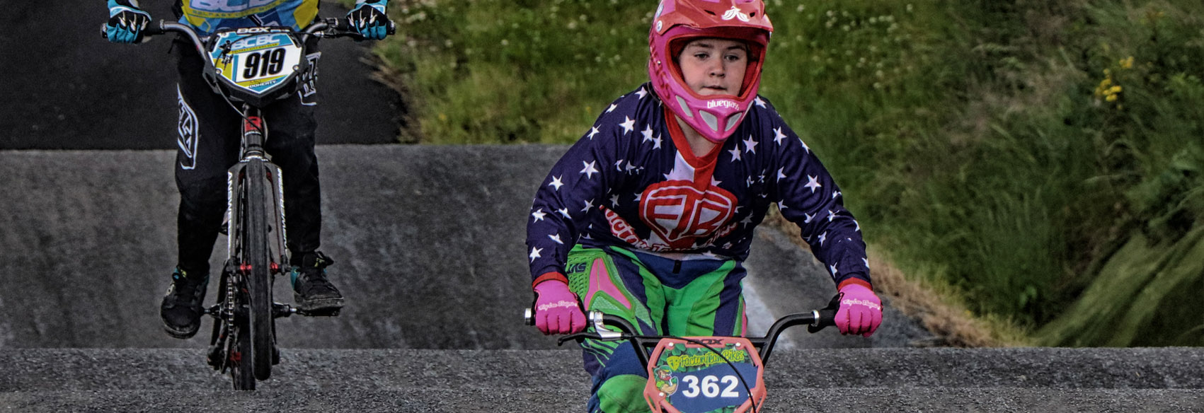 Katie Lemon Irish Rider Profiles - Fifteen BMX