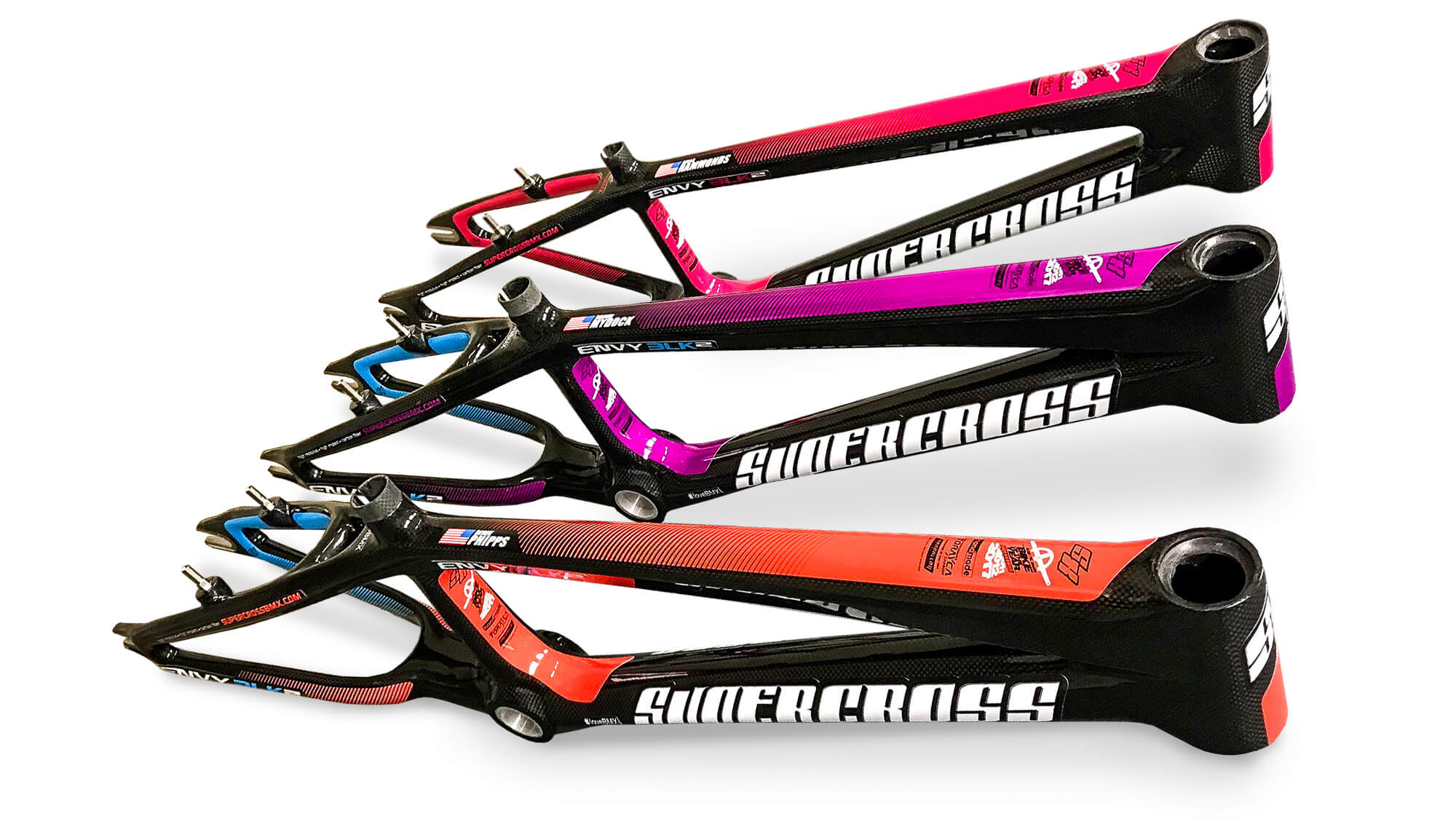 Supercross Envy BLK 2 - Supercross BMX