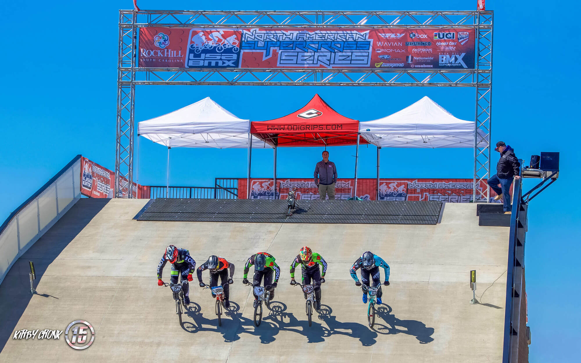 2018 USA BMX Carolina Nationals Rock Hill