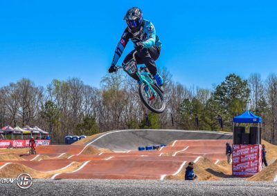 10 USA BMX Rock Hill - Kirby Cronk