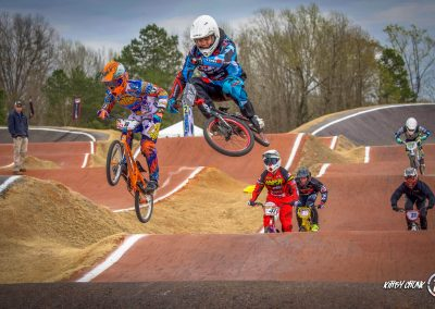 16 USA BMX Rock Hill - Kirby Cronk