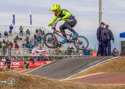 32 USA BMX Rock Hill - Kirby Cronk