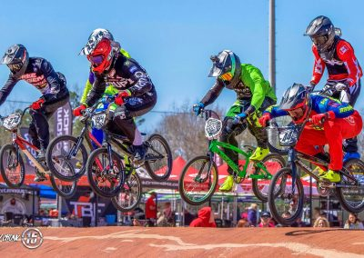 42 USA BMX Rock Hill - Kirby Cronk
