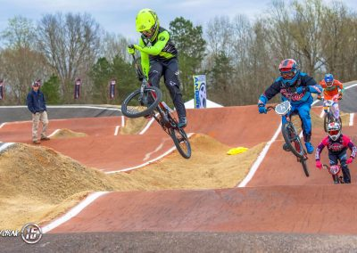 45 USA BMX Rock Hill - Kirby Cronk
