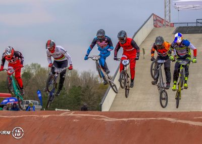 47 USA BMX Rock Hill - Kirby Cronk